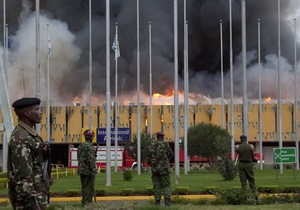Пожар в аэропорту Кении заблокировал воздушные ворота Восточной Африки