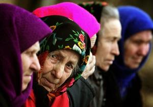 Опрос: Жителей украинских сел больше волнует рост цен и сокращение населения, нежели политика