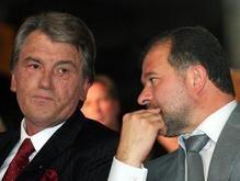 Ющенко увеличил количество заместителей Балоги