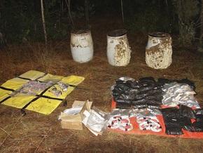 Во Франции обнаружили тайник баскских террористов со 180 кг взрывчатки
