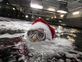Фотогалерея: Безумные Санта-Клаусы захватили мир