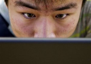 Количество китайских интернет-пользователей превысило отметку в 450 млн
