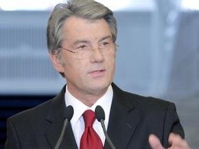 Ющенко не исключает, что внеочередные выборы в Раду состоятся все-таки 7 декабря