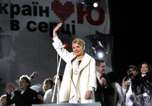 Главы региональных штабов Тимошенко лично контролируют качество списков избирателей