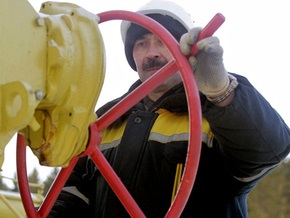 Из-за потепления и экономии Украина существенно сократила потребление газа