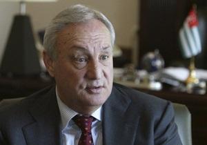 ЕС отказался признавать легитимность выборов в Абхазии