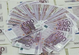 Межбанковский евро утратил энтузиазм