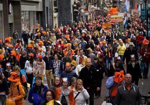 Гудбай, Беатрикс: голландцы культурно прощаются с королевой