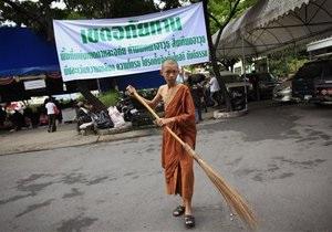 Власти Таиланда ввели ЧП еще в пяти провинциях страны