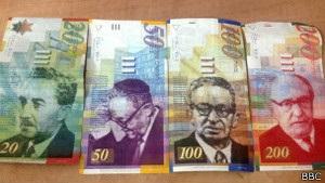 Израиль: резонанс вокруг новых банкнот