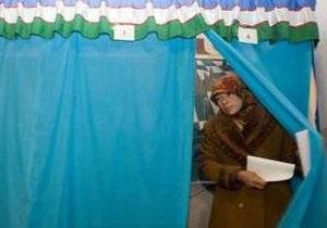 ЦИК Узбекистана признал выборы состоявшимися