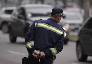 Одесский студент ездил на автомобиле с поддельными номерами Верховной Рады