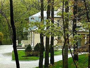 Тимошенко отняла у Януковича резиденцию (обновлено)