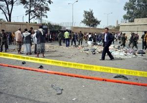 Жертвами серии  взрывов в Йемене стали десятки человек