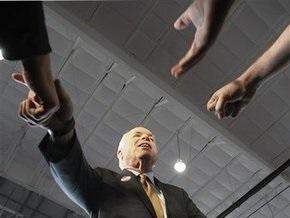 Маккейн побеждает в Западной Вирджинии и Кентукки
