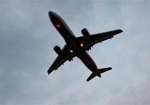 В США самолет попал в зону турбулентности, 25 человек пострадало