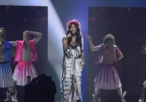 Гайтана вышла в финал Евровидения-2012