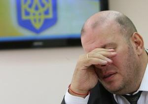 Янукович уволил Бродского
