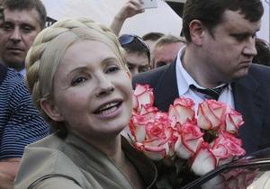 Тимошенко назвала Януковича трусом