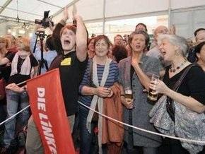 Завершилось голосование на выборах в бундестаг в Германии
