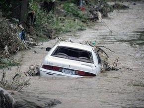 Наводнение в США: в трех штатах объявлена зона стихийного бедствия