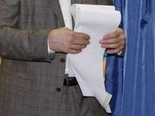 Активисты БЮТ выявили  избирателей  из другой области