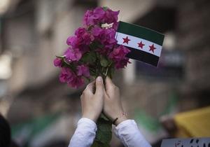 Сирийская оппозиции сообщает о гибели 220 человек в результате обстрелов правительственными войсками