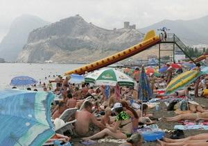 В 2010 году россияне потратили  в Крыму более ста миллионов долларов