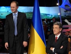 Симоненко: Кучма и Ющенко будут работать над избранием Президентом Яценюка