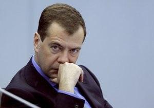 Медведев заявил, что РФ и Грузия смогут улучшить отношения