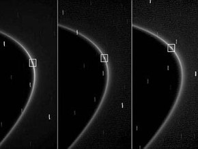 Астрономы обнаружили ранее неизвестный спутник Сатурна