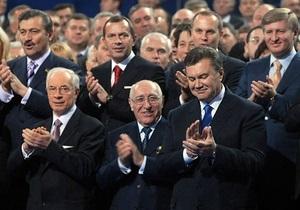 Чорновил спрогнозировал, что место Януковича в Партии регионов займет Азаров