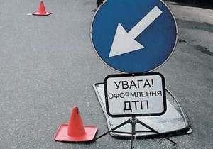 В Полтавской области столкнулись BMW и КАМАЗ, погибли четыре человека
