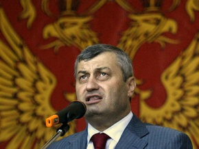 Южная Осетия поблагодарила Россию за признание независимости и восстановление мира на Кавказе
