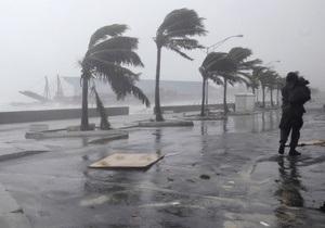 На Кубу и Ямайку обрушился ураган Сэнди
