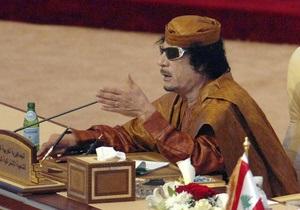 Каддафи призывает к джихаду против Швейцарии
