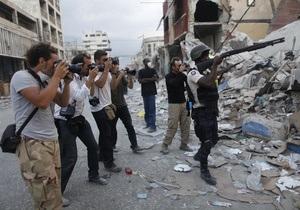Составлен список самых опасных точек мира для журналистов