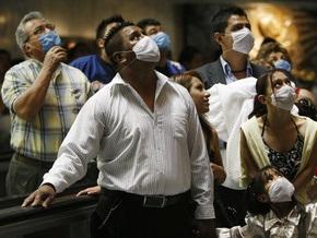 ВОЗ подтвердила более пяти тысяч случаев заражения свиным гриппом