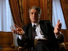 Ъ: Ющенко решил пойти на выборы Президента