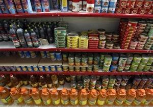 Украинцам разрешат ввозить продукты питания в страну на сумму не более 200 евро