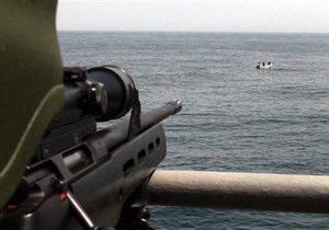 Украина направляет своего представителя в штаб антипиратской миссии ЕС Аталанта