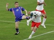 Евро-2008: Хорватия переигрывает Польшу
