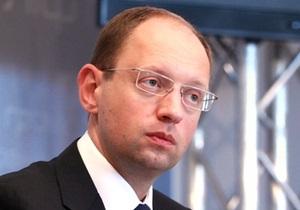 We re gonna fight for free elections: Яценюк назвал выборы-2012 тестом на европейскость Украины