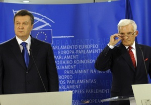 Бельгийский журнал по ошибке назвал Януковича спикером Европарламента