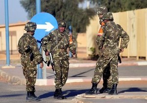 Мали - война с исламистами