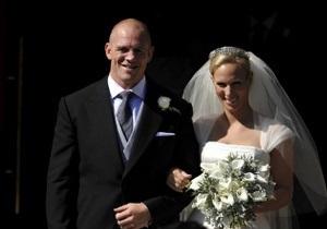 В Эдинбурге состоялась свадьба внучки Елизаветы II