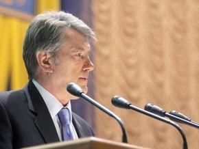 Ющенко назвал свою шутку о молдаванах неудачной