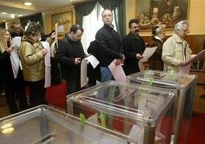 В Одесской области наблюдатели зафиксировали первые нарушения на выборах