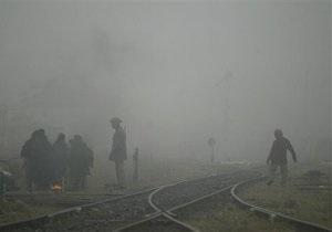 СМИ: Причиной взрыва в поезде мог стать газовый баллон