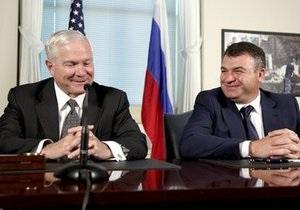 Министры обороны РФ и США подписали соглашения о сотрудничестве (обновлено)